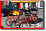 Mapes Bike Hire - Quadricycle